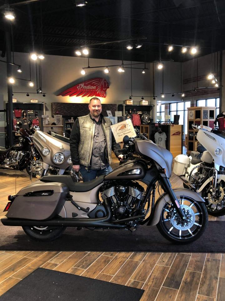 2019 Indian Chieftain Purchase